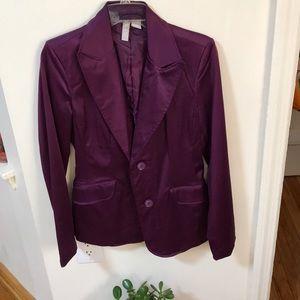 Purple Suit Blouse ❤️